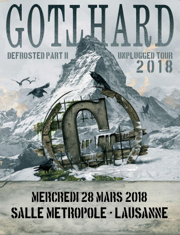 Gotthard – Defrosted Tour
