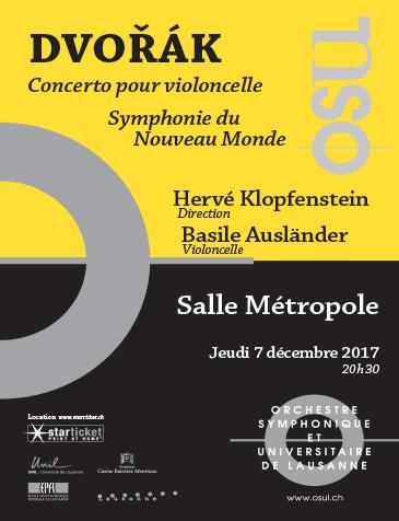 OSUL – Orchestre Symphonique et Universitaire de Lausanne