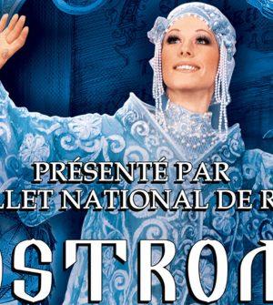 Kostroma – Ballet national de Russie