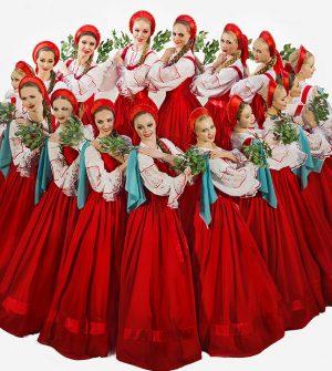 Le ballet légendaire Russe Beriozka