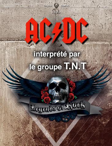 Hommage AC/DC par T.N.T.