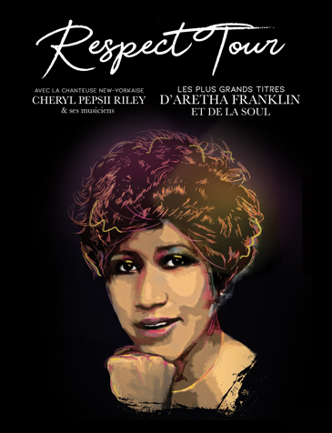 Aretha Franklin – Respect Tour