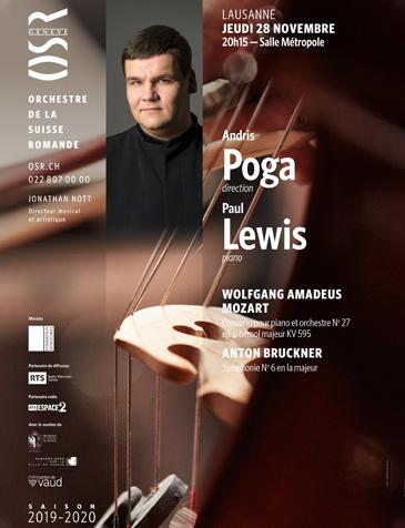 OSR Orchestre de la Suisse Romande