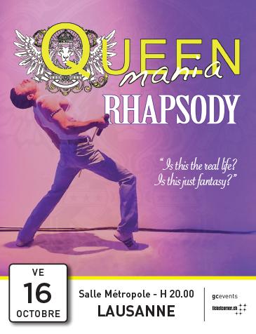 Queenmania Rhapsody