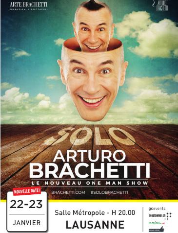 Arturo Brachetti