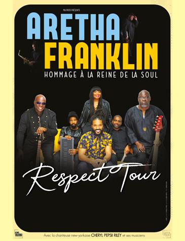 Aretha Franklin – Respect Tour