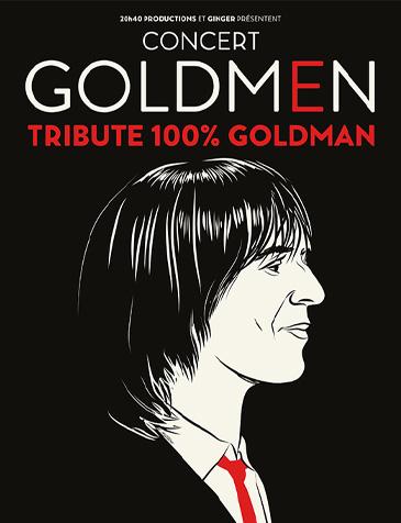 Goldmen – Le tribute 100% Goldman